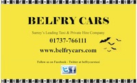 Sponsored by Belfry Cars
